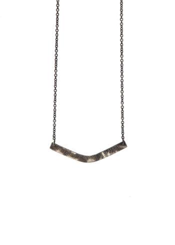 Aten Curve Necklace
