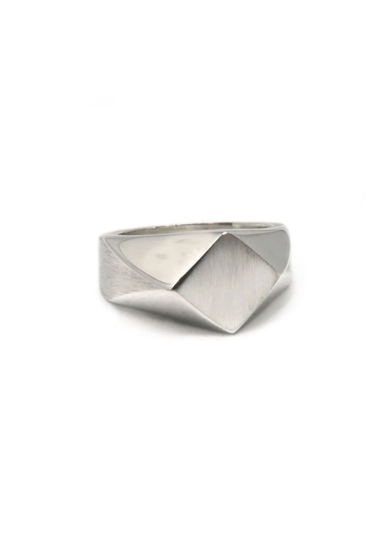 Polygon SIgnet Ring
