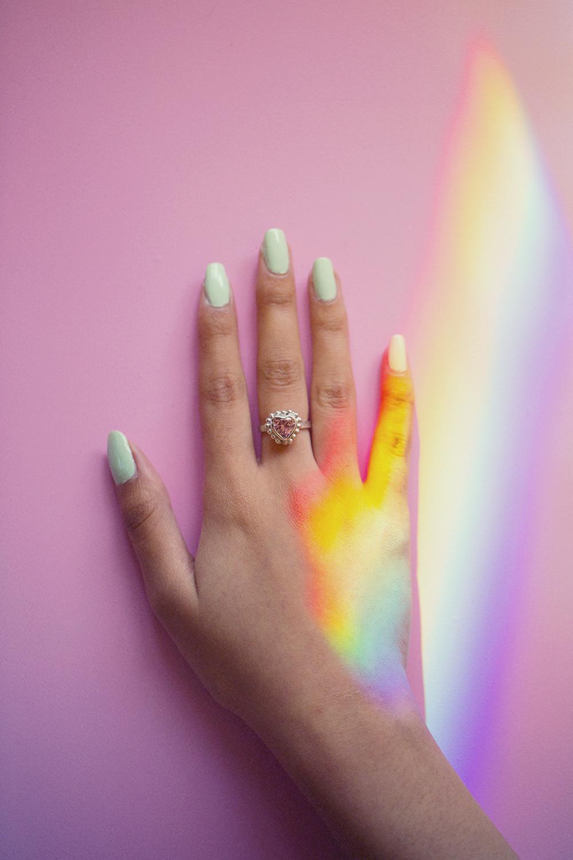 Anastasia Mannix, rings, empress collection, feminine rings, female jewellery, jewellery, handmade jewellery, signet rings, silver jewellery, geometric jewellery, australian made, handmade, silver